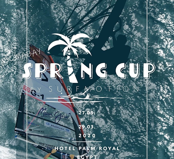 Spring CUP Soma Bay – Regatta for Everybody
